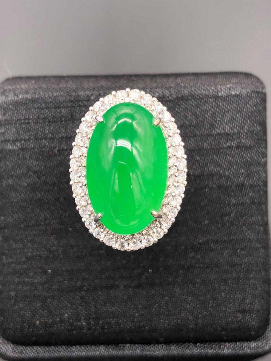 A grade jade jewellery