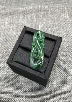 Dragon jade pendant Singapore